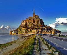 Mont St Michel will be one of many breathtaking stops as we tour the French Provincial Countryside: From Lascaux to the Loire Valley August 29-September 12, 2014