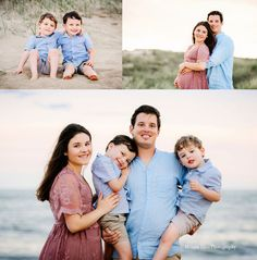 How cute is this growing family? We had a great time at our beach maternity session! Family Portrait Photography, Beach Portraits, Beach Photography, Family Portraits, Award Winning Photography, Lifestyle Newborn, Us Beaches, Virginia Beach, Beach Photos