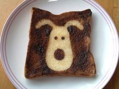 Japanese Toast Art: It's a Thing!
