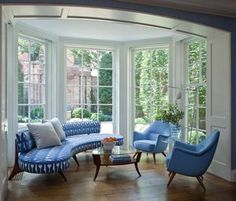 Upper East Side Modern Deco - transitional - Living Room - New York - Anthony Baratta LLC Interior Design Gallery, Top Interior Designers, My Living Room, Living Spaces, White Rooms, Decoration, Outdoor Furniture Sets, Blue Furniture, Colorful Furniture
