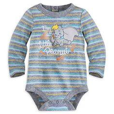 Dumbo Disney Cuddly Bodysuit for Baby | Disney Store
