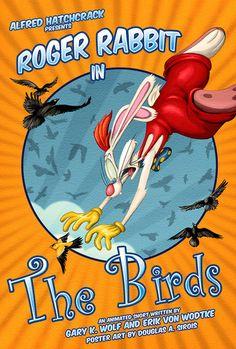 *ROGER RABBIT ~ The Birds
