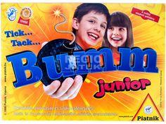 Piatnik: Tick Tack bumm Junior társasjáték