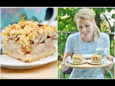 Szarlotka z dużą ilością jabłek – szarlotka tatrzańska - PRZEPIS - Zapraszam dzisiaj na przepyszną szarlotkę z dużą ilością jabłek. Do jej przygotowania... Krispie Treats, Rice Krispies, Baking, Food, Patisserie, Bread, Bakken, Meals, Rice Cereal