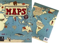 The most beautiful and engaging atlas for kids