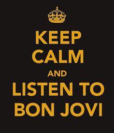 listen to Bon Jovi