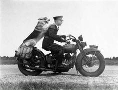 Michigan State Police 1930's
