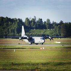 Royal Norwegian Airforce #gardermoen #engm #norway #aviation #c130 #hercules #airforce - luftfart @ Instagram Web Interface - 5th village