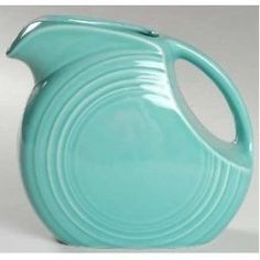 Fine China in Teal