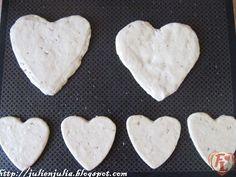 Heart-Shaped Mini Pizza | Food Lover