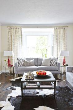 30 Inspiring Living Room Decorating Ideas - GoodHousekeeping.com