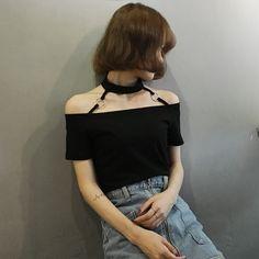 半袖無地シンプルラウンドネックプルオーバーTシャツ