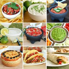 7 Layer Sausage Mexican Bean Dip and Cinco de Mayo Round Up