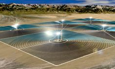 China is building a massive 6,300-acre solar project in the Gobi Desert.     Read more: China is building a massive 6,300 acre solar project in the Gobi Desert   Inhabitat - Sustainable Design Innovation, Eco Architecture, Green Building