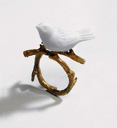lladro white bird