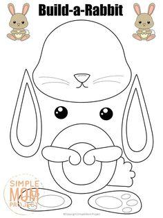 Forest Animal Crafts, Animal Crafts For Kids, Forest Animals, Woodland Animals, Crafts To Do, Felt Crafts, Paper Crafts, Felt Animal Patterns, Stuffed Animal Patterns
