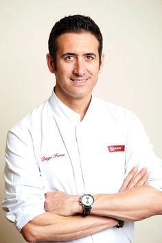 Descubre todos los trucos y consejos de Diego Ferrer, el Cheff Neff