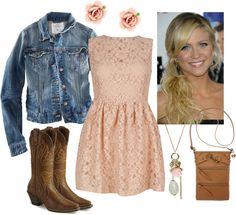 She's Country - Polyvore