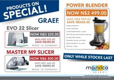 GRAEF on SPECIAL @ MANRICO SELECT