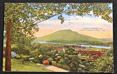 Lookout Mountain Chattanooga Tennessee TN Postcard PC 1950