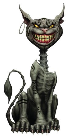 Cheshire Cat | Cheshire Cat - American McGee's Alice ` Madness Returns! been my fav since it came out for the computer