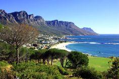 Afrique du Sud Cap