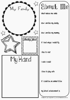Worksheets All About Me Worksheet For Preschool all about me and sunday school on pinterest ernie bird by lis obrien activity sheet