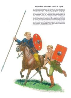 Germanic Tribes, Knight Armor, Suit Of Armor, Medieval Armor, Iron Age, Dark Ages, Barbarian, Roman Empire, Comic Books Art