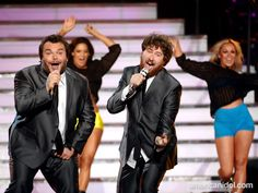 I didn't know Jack Black could sing!  :)