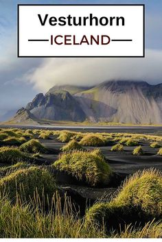 Travel Guide Iceland : Plan your visit to Vesturhorn mountain and its small black sand dunes - many photos in the post