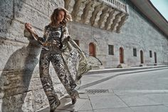 Maria.Valentina Outono Inverno 2015 - Renata Kuerten em Istambul. #MVIstambul…