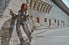 Maria.Valentina Outono Inverno 2015 - Renata Kuerten em Istambul. #MVIstambul #RenataKuerten #Istambul #turquia #fashion