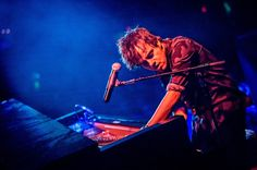 "Michael Agel and Jamie Cullum teamed up to create artwork for his new album ""Interlude,"" on sale now: http://blog.leica-camera.com/special-series/photokina-2014/michael-agel-cullum-on-tour-at-photokina-2014-daswesentliche/ #DasWesentliche"
