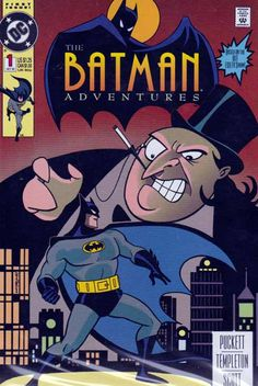 The Batman Adventures was a DC Comics comic book series featuring Batman. It is different from other Batman titles in that it is set in the continuity (and style) of Batman: The Animated Series as opposed to the regular DC Universe.  Based on Batman: The Animated Series, the first series ran for 36 issues, 2 annuals, and 3 specials ( Mad Love and Holiday Special.  #batmantheanimatedseries   #thebatmanadventures   #batman