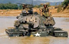 "M60 ""Patton"" Main Battle Tank."