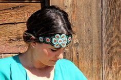 Paso Headband by RuralHaze on Etsy