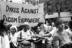 Dykes understood the intersections of social justice issues early on    New York City