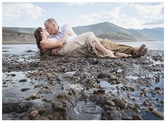 #trashthedress #mud #water #lake trash the dress