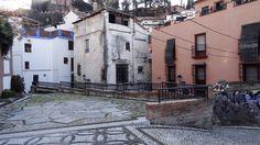 GRANADA | CENTRO | Placeta de la Miga, cerca del Mirador de Almanzora.