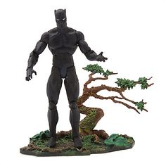 Marvel Selects Black Panther and Captain America for New Figures