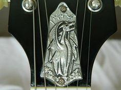 guitar truss rod cover - Sök på Google
