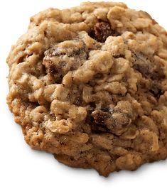 Mrs. Claus' Classic Oatmeal Raisin Cookies