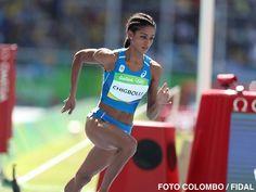 Maria Benedicta Chigbolu. Athlete.