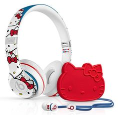 Beats by Hello Kitty. Adorable!