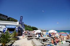 Porthminster Beach Cafe, St. Ives, Cornwall, England