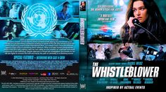 The Whistleblower Scanned Blu-ray Cover