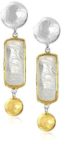 Just Listed Elegant #GURHAN Lentil Sterling Silver Rainbow Moonstone Drop Earrings https://www.designerjewelry4less.com/product/gurhan-lentil-sterling-silver-rainbow-moonstone-drop-earrings/