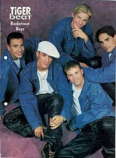 Ahhh I soo had this poster on my wall years ago...new BSB posters was one of the only reasons I asked my mom for new Tiger Beats!!!