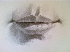 素描五官練習----嘴唇@ 江江的繪畫教學示範畫室:: 隨意窩Xuite日誌