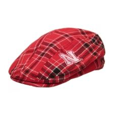 Driving Cap - University of Nebraska golf hat $24.99  http://thehonoursociety.com/mens/m-driving-cap?product_id=173